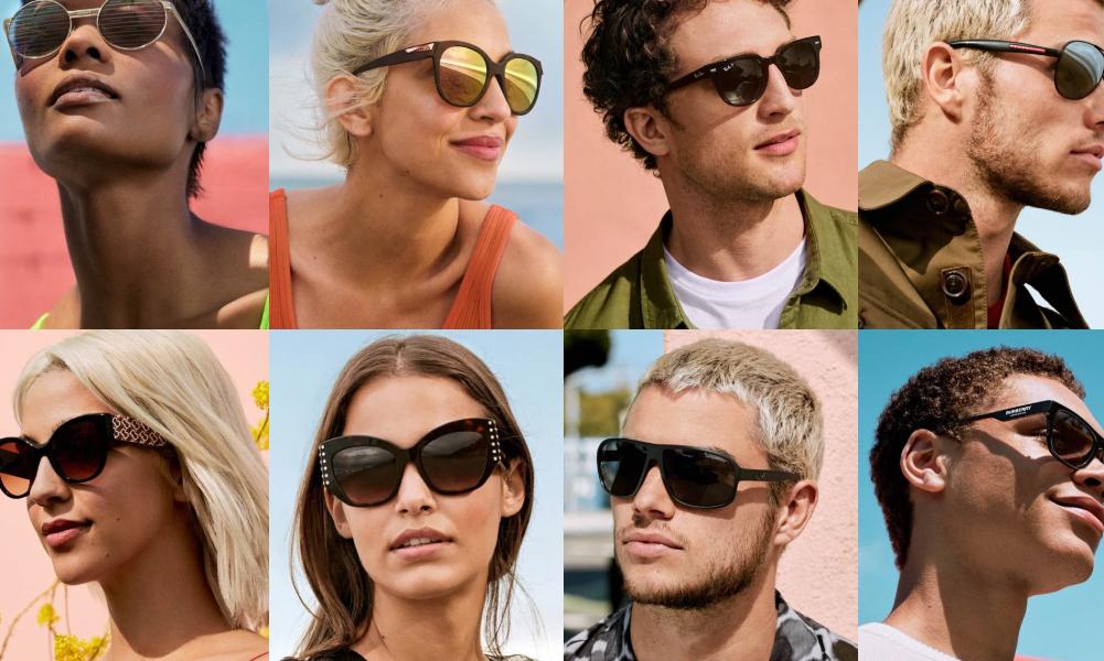 1f25139c20 Vos lunettes de soleil ☼ jusqu'à -80% toute l'année (+de 7638 modèles)