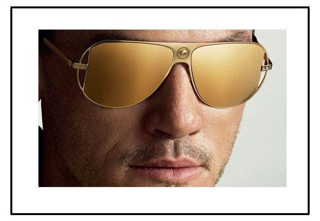 Trouvez vos lunettes de soleil Versace en promotion toute l